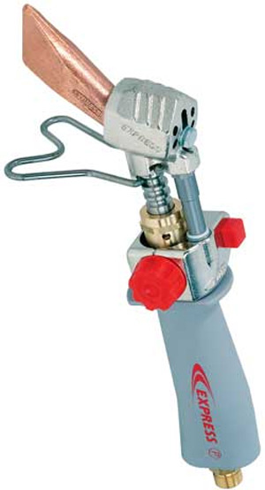 Propane Soldering Irons Gt Soldering Devices Gt Slate Roof