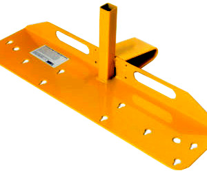 Rake Edge Safety Brackets Gt Fall Protection Gt Slate Roof