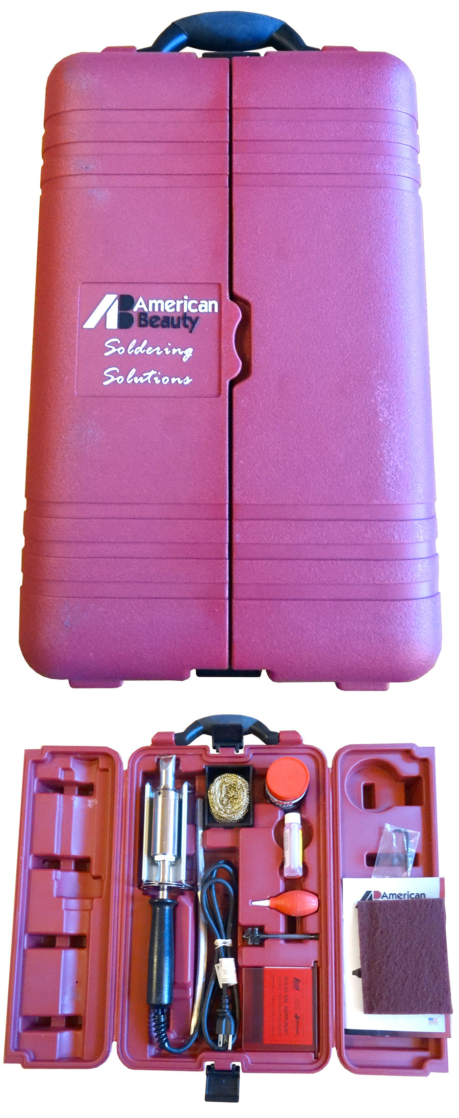 300 Watt Solder Iron Kit Gt Soldering Devices Gt Slate Roof
