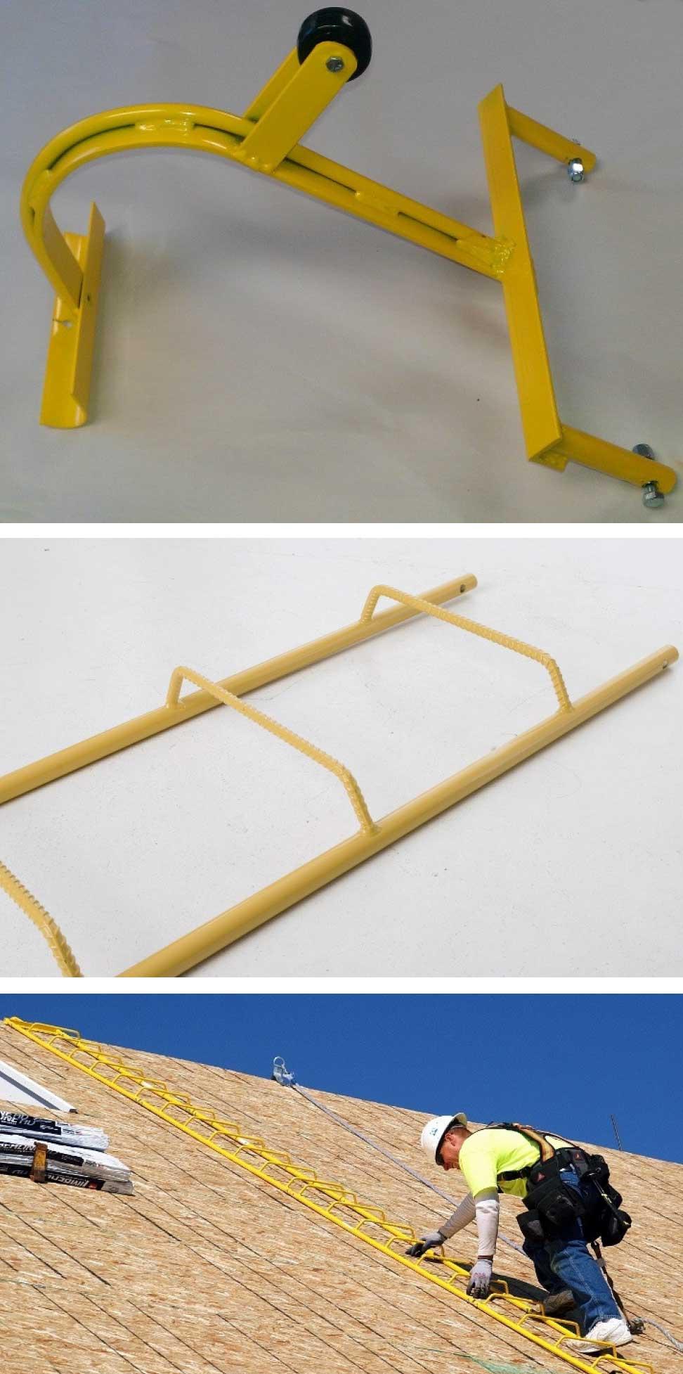 Acro Professional Hook Ladder Gt Ladder Hooks Gt Slate Roof