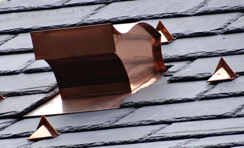 Salvo 501 Roof Vent Gt Roof Air Vents Gt Slate Roof Warehouse