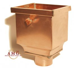 AMG Frankfurt Copper Conductor Head