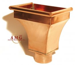 AMG Paris Copper Conductor Head