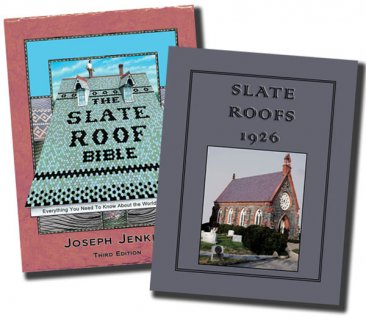 Slate Roof Bible & Slate Roofs 1926